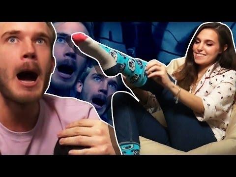 THE FOOT CHALLENGE (видео)