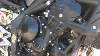 9. 2010 Triumph Street Triple R Review