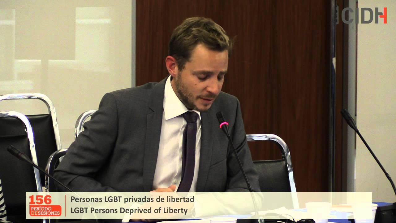 Situación de derechos humanos de las personas LGBT privadas de libertad en América Latina