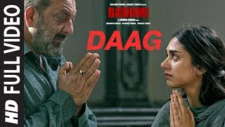 Nonton Bhoomi  Daag Full Video Song   Sanjay Dutt  Aditi Rao Hydari   Sukhwinder Singh   Sachin   Jigar Film Subtitle Indonesia Streaming Movie Download