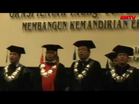Dies Natalis Ke 17 UBK, Mahathir Mohamad Sampaikan Orasi Ilmiah