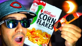 I'll show you how to make a solar eclipse box viewer from a cereal box! Make an eclipse viewer that's better than glasses so you...