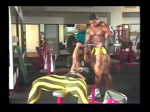 Joe Weider's Bodybuilding Training System Tape 2 – Basic Bodybuilding Techniques