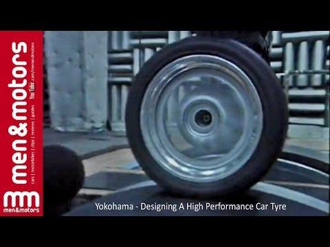 Yokohama - Designing A High Performance Car Tyre