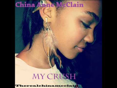 Tekst piosenki China Anne McClain - My crush po polsku