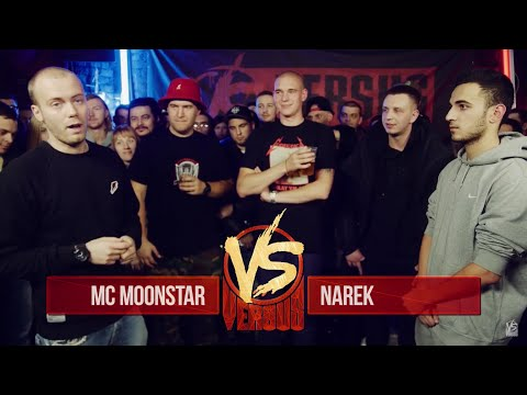 VERSUS: FRESH BLOOD 2 (Mc Moonstar VS Narek) Round 1 (2015)