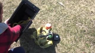 9. Polaris Ranger Under Seat Storage