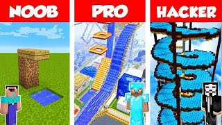 Video Minecraft NOOB vs PRO vs HACKER: SWIMMING POOL CHALLENGE in Minecraft / Animation MP3, 3GP, MP4, WEBM, AVI, FLV Mei 2019