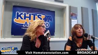 6th Annual SCV Chili Cook Off Radio Interview with Nicole Stinson and Amanda Bennett