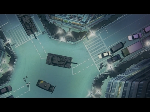 【机动警察PATLABOR 2】自卫队政变(JSDF Coup d'état)