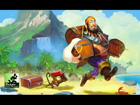 Pirates Of The 7 Seas Gameplay Runthrough