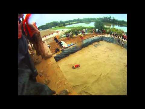 SHAFF 2012 - Rainy and super muddy.