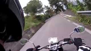 7. Moto Guzzi Griso 850 test ride [HD]