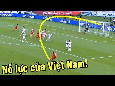 Highlight Đội Tuyển Việt Nam vs Iran ► 0-2 Kết quả trận đấu | Giải Vô Địch Bóng Đá Châu Á 2019 - Thời lượng: 2:54.