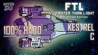 Enregistré en 2 fois et recollé grâce à la magie de Xsplit ! Incroyable ! On fait les fous et on efface la sauvegarde de FTL Advanced...