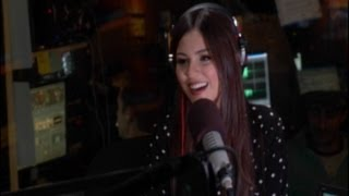 Victoria Justice on Kidd Kraddick in the Morning!