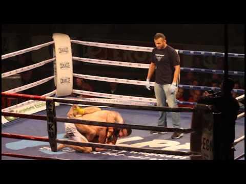 Velada. MMA. Joseph Florido vs Ibai Mitxelena 17/11/12