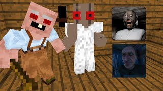 Video Monster School : GRANNY VS GRANDPA HORROR GAME CHALLENGE - Minecraft Animation MP3, 3GP, MP4, WEBM, AVI, FLV Agustus 2018