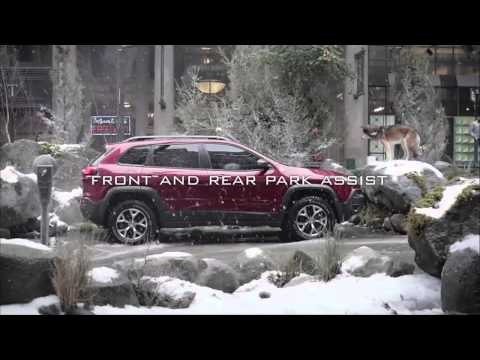 "NEW 2015 JEEP CHEROKEE ""Park Assist"" - Los Angeles, Huntington Beach, & Downey CA"