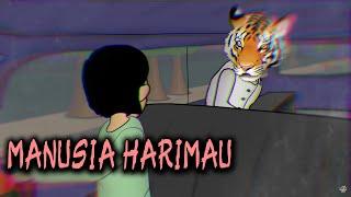 Download Video Penampakan Manusia Harimau Cindaku | Animasi Horor Kartun Lucu | Warganet Life MP3 3GP MP4