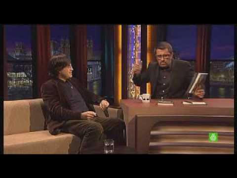 Jaime Bayly entrevistado por Buenafuente Abril 2010 1ra parte