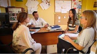 Mª Ángeles: «En mi familia el trabajo lo es todo»