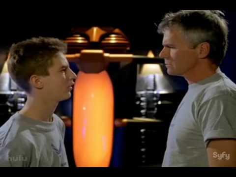 Stargate SG-1 Funny Moments  2