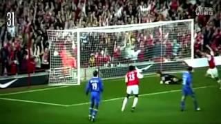 Fredrik Ljungberg und seine Tore für Arsenal