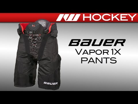 Bauer Vapor 1X Ice Hockey Pants Review