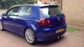 Daventry United Kingdom  city pictures gallery : VW GOLF R32 Test Drive 28/07/13 (Daventry England)