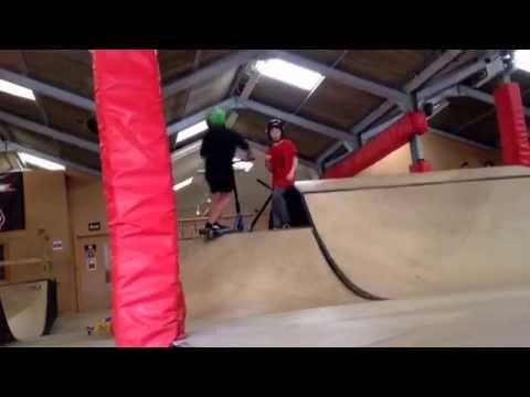 Jack Radford X praiseworthy X ramps skatepark