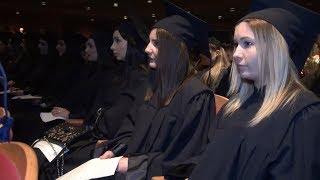 FPMOZ: Promocija diplomiranih studenata