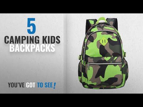 Top 10 Camping Kids Backpacks [2018 Best Sellers]: Macbag School Backpack Bookbag Durable Camping