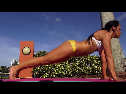 women's - Want lean ripped sexy six-pack firm abs? Then try each of these exercises for as many reps as you can. Rest 1 minute between each exercise. Go to the gym and...
