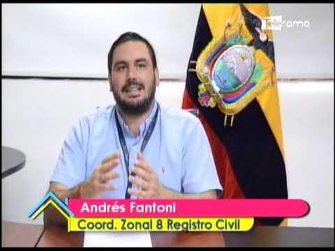 Se reanuda emisión de pasaporte en Quito, Guayaquil y Cuenca