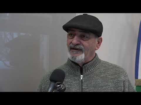 """Lautaro Vasiloff Nizzo: Muestra """"Reencuentro"""" en la Legislatura"""