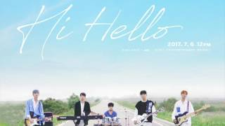 DAY6 (데이식스) Hi Hello MP3/FULL AUDIO