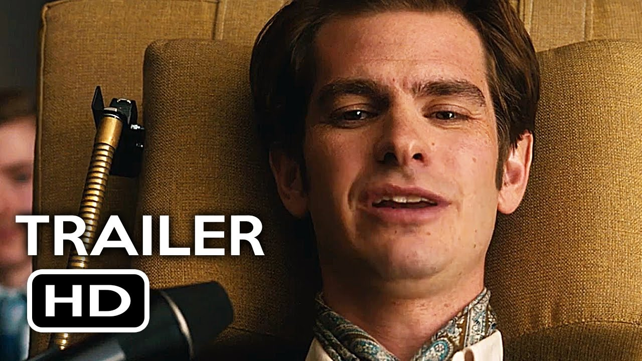 Her Love Gave Him Strength To Live Again in 'Breathe' (Trailer) starring  Andrew Garfield & Claire Foy Based on Robin Cavendish True Story