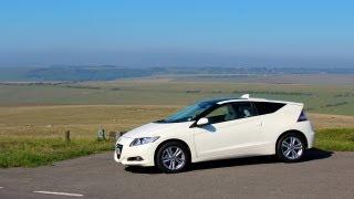 Car Throttle: 2011 Honda CR-Z Review