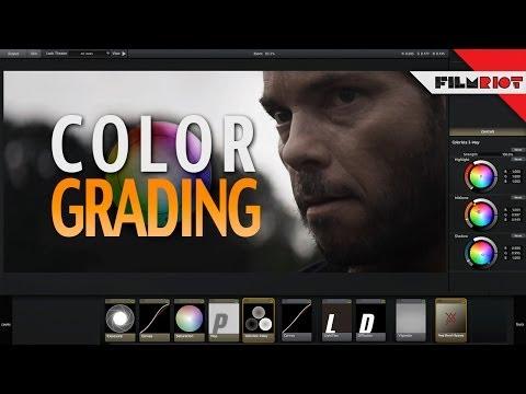Color Grading Proximity!