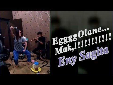 JARANAN ALA ENY SAGITA......EgggOlllanneeee mak....!!!