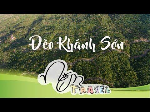Flycam Đèo Khánh Sơn 5 Tầng Nối Khánh Hòa Với Ninh Thuận - Nếm TV - Thời lượng: 1:15.
