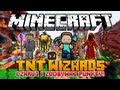 Minecraft: TNT Wizards - Czaruj i Zdobywaj Punkty - Mini-Game!
