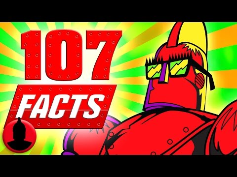 107 Channel Frederator Facts YOU Should Know!