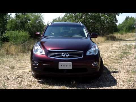 Real First Impresions Video: 2012 Infiniti EX35 Journey All-Wheel Drive