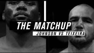 UFC 202: The Matchup - Anthony Johnson vs Glover Teixeira by UFC