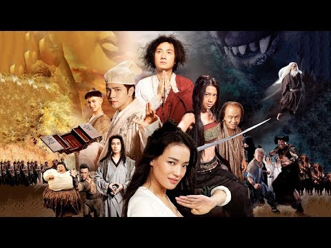 Journey To The West HD action chinese hollywood movie in Hindi Dubbed