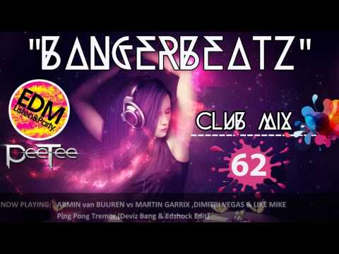 mix - Dance Music 2014 | New Electro House Club Mix Bangerbeatz Episode 62 by PeeTee Follow me on: Facebook: http://on.fb.me/1cGmolb Soundcloud: http://soundcloud.com/dj-peetee Google+: https://plus.goog...