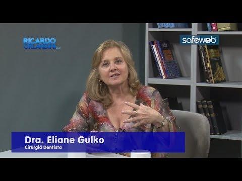 Ricardo Orlandini entrevista a cirurgiã dentista Eliane Gulko; a advogada especialista em direito do trânsito Rochane Ponzi;  o coach neurofinanceiro Rodrigo Miranda