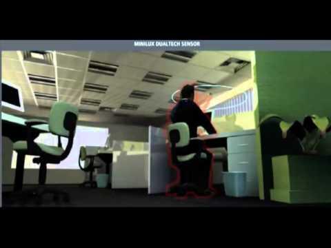 ECO-EZY : Minilux Dualtech Sensor